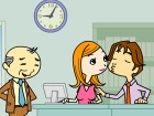 Clandestine Love in Office