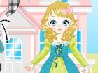 Little Girl Dressing 14